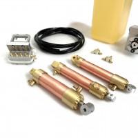 Hydraulikset für Bruder 574 radlader mit Brushless Hydraulikpumpe