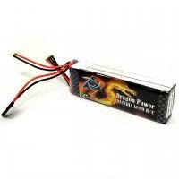 Batería Lipo 11.1V 2200 mah - Emisora Turnigy 9x