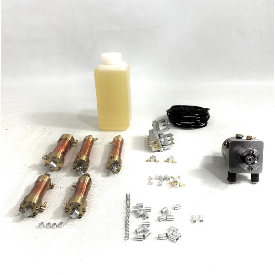 Hydraulikset für METALL 574 radlader mit Brushless Hydraulikpumpe