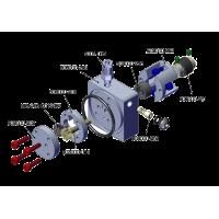 Bomba hidráulica Brushless M5 con depósito integrado