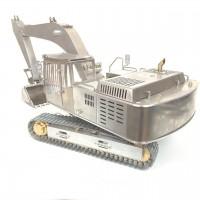 330D Excavadora metal 1/14  KIT + Hidráulica + Electrónica