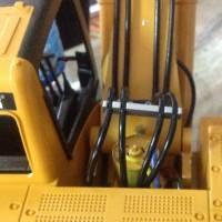 Rohr Ausrichter für 3mm Schlauch
