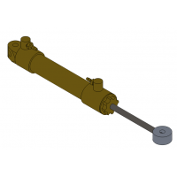 Cylinders kit - VOLVO A60H