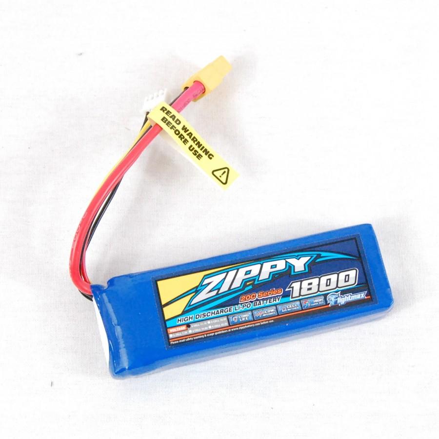 Batterie Lipo 11.1V 1800mah