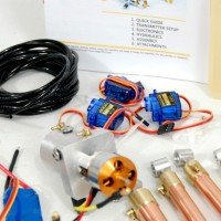 BRUSHLESS pump with tank seal