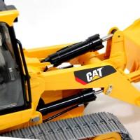 Cargadora CAT 963 hidráulica