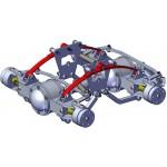Ballesta para eje doble delantero - SD (2)