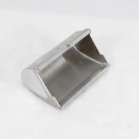 Cazo de metal (170 mm de ancho sin dientes)
