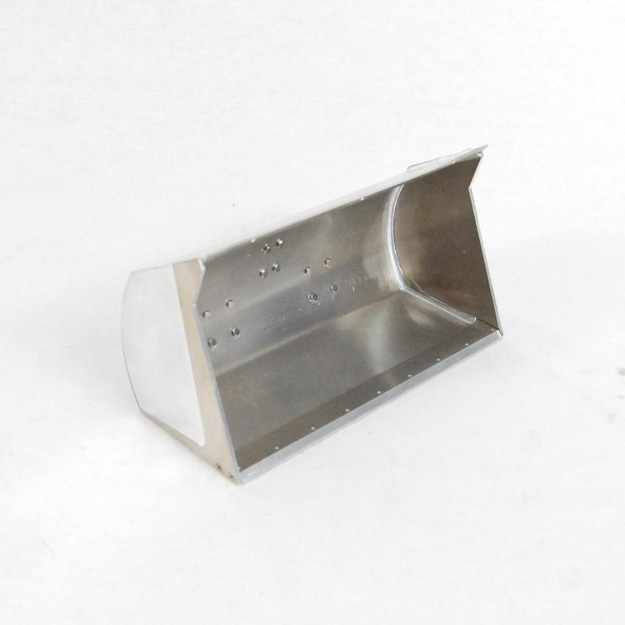 Cazo de limpieza de metal para 973D