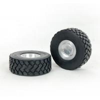 Llantas + Neumáticos para L574 - Tipo 1 (1 pareja)