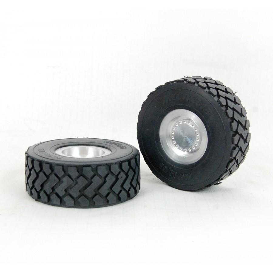 Räder und Bereifung für L574 - Typ 1 (1 paar)