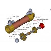 Kolben - 18mm M5 Hydraulikzylinder
