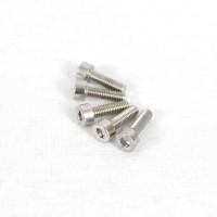 Pack (5) tornillos M3 x 12 cabeza cilíndrica