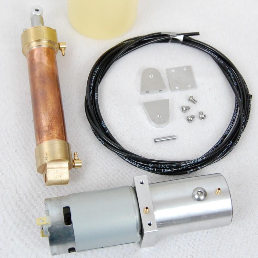 Schrauben (6) zum Hydraulikzylinder