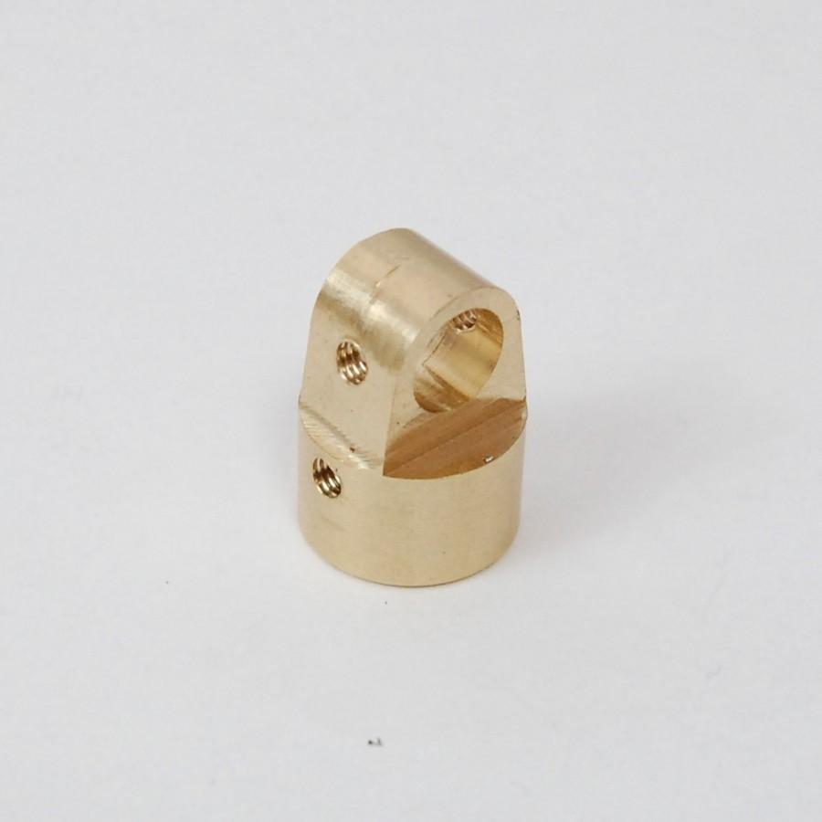 Tapón trasero para botella 12 mm L7