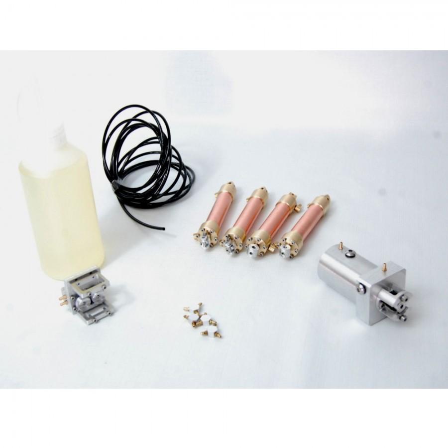 Hydraulikset für 973 Laderaupe mit Brushless Hydraulikpumpe