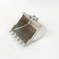 Cazo de metal 107 mm QC
