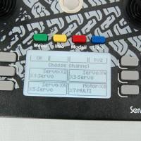 Servonaut HS12 3D + Receptor R9