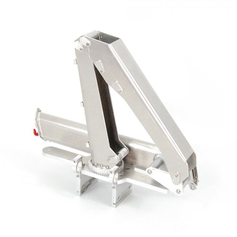 Estructura metálica de la pluma con 1 extensión para camión 1/16 - 1/14