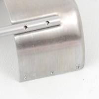 Pareja de guardabarros traseros de metal - 8x8 - 1:16