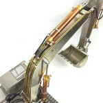 Rigid Upper Pipe Kit - 330D