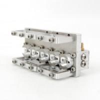 Válvula repartidora 5 vías V2 - TUBERÍA 3mm