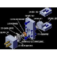 Válvula repartidora 1 vía V2 - TUBERÍA 3mm