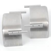 Pareja de guardabarros intermedios de metal - 6x6 - 1:16