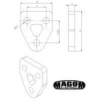 Soporte-ballesta para eje simple (2)