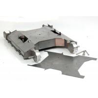 Steel undercarriage upgrade kit - 330D excavator