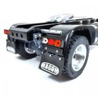 Chasis + grupos + ruedas + accesorios para camión 4x4 - servo