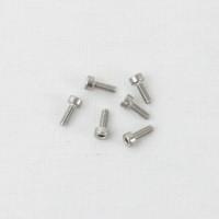 Packung (5) M2 x 8 Zylinderschrauben mit Innensechskant