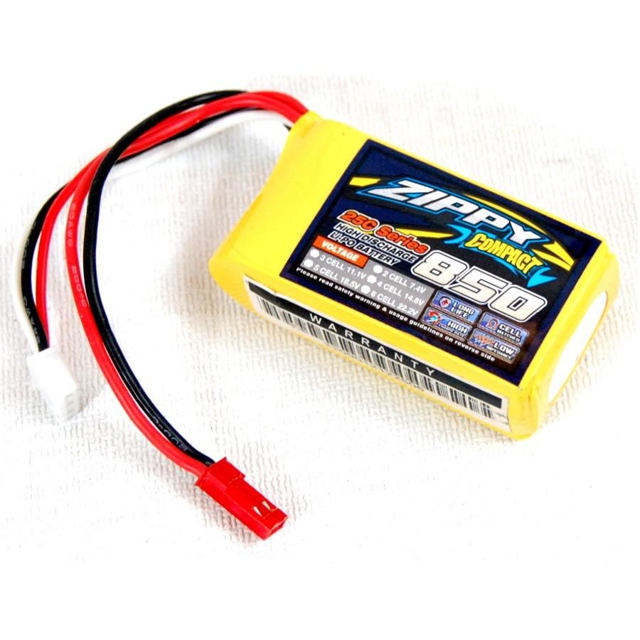Batería Lipo 7.4V 850mah