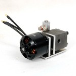 Hydraulikpumpe MG-HR7 ohne Anzahlung - M5 + Brushless motor