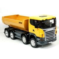 Scania R560 8x8 4-Achs-Halfpipekipper