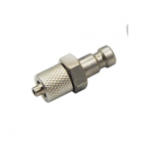 Male Quick coupler - 4mm hose