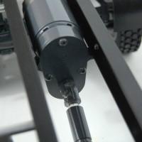Chasis + grupos + ruedas para camión 8x8 - SD