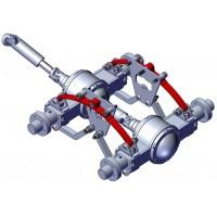 Ballesta para eje doble trasero - SD (2)