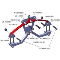 Wheel holder for L574