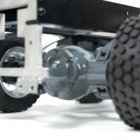 Chassis + Wellen + Räder + Hydraulik (TYP) für 8x8 LKW - SD