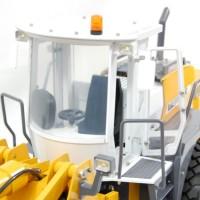 L574 Cargadora de ruedas 1/16 YWG - completa en metal