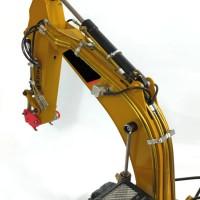 Extra-way rigid Pipe Kit - HUINA 580