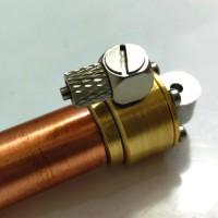 Botella hidráulica Ø15mm M3