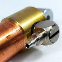 Hydraulic cylinder Ø15mm M3 - star