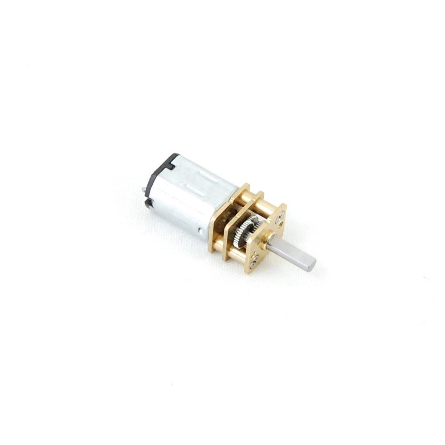 Micro motor reductor 100 rpm 8.4V