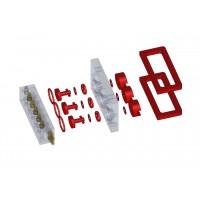 Kit actualización V1 auf V2 3-Fach Hydraulikventile M3
