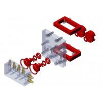 Kit actualización V1 a V2 válvula repartidora 2 vías M3