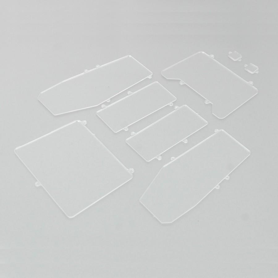Kit de ventanas para 973D