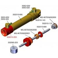 Frontstecker-Kit - Typ 2 - 10 mm Hydraulikzylinder