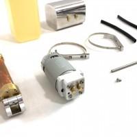 Hydrauliksatz für 8x8/6x6 LKW (1:16) - SD - ohne Kipper
